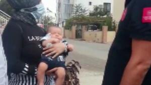 Yer Antalya... Büyük vicdansızlık... Sesleri duyunca hemen polise haber verdiler
