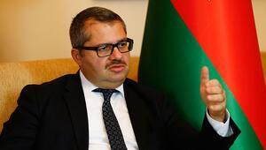 Azerbaycanın Ankara Büyükelçisi İbrahim: Bizi sadece kardeş Türkiye destekliyor