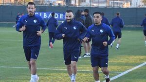 Büyükşehir Belediye Erzurumsporda Hatayspor maçı hazırlıkları başladı