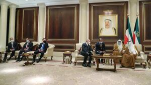 Hazine ve Maliye Bakanı Berat Albayraktan Kuveyt ve Katar ziyareti paylaşımı