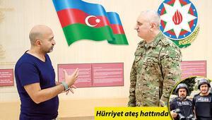 General Hüseyin Mahmudov Hürriyet'e konuştu: Cephede 25 km ilerledik