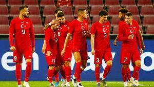 Almanya 3-3 Türkiye(Maçın özeti)