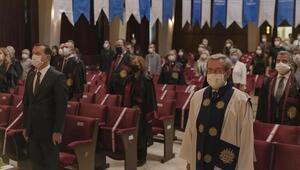 Akademik yıl törenle açıldı