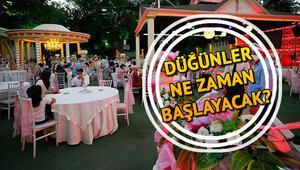 Son dakika haberi: Düğünler ne zaman başlayacak, yasaklar bitecek mi İşte düğün kısıtlaması olan illerle ilgili son gelişmeler