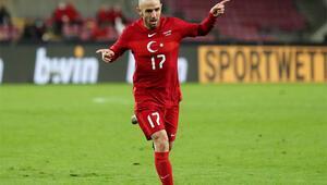 Efecan Karacaın Almanya-Türkiye maçı performansı sonrası olay oldu