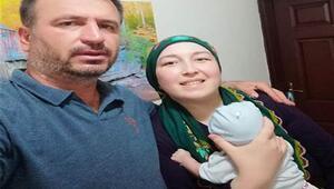 Anne sütüyle beslenen Ömer Özkan bebek, 3,5 kilo ağırlığa ulaştı