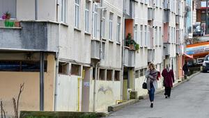 Rize'de 'korozyon' riskli yapılarda kentsel dönüşüm başlıyor