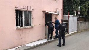 Komşuları televizyonun açık olmasından şüphelendi, ölü bulundu