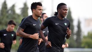 Denizlispor yeni transferlerine güveniyor Varela ve Dossevi...