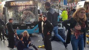 Beşiktaştaki otobüs dehşetinde kahreden sözler: Canlı bomba zannettim...