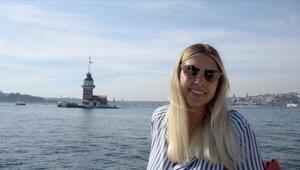 İstanbulda yaşayan Rus gezgin 10 yıldır Türkiyeyi ve Türk dizilerini tanıtıyor