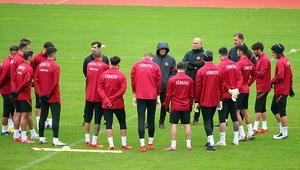 A Milli Futbol Takımımız, Rusya maçına Almanya'da hazırlanıyor