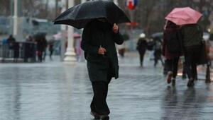 Ankara'da dolu yağacak mı Ankara Valiliğinden hava durumu uyarısı