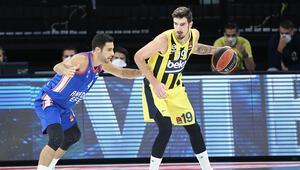 Anadolu Efes 71-80 Fenerbahçe Beko (Maçın özeti)
