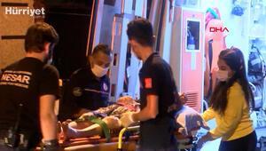 Şişlide binadan duyulan kadın çığlığı polisi alarma geçirdi