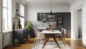 Mutfağınızı yenilemeye ne dersiniz İşte pratik fikirler...