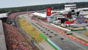 Formula 1de sıradaki durak Almanya 11. yarış...