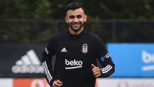 Beşiktaşın yeni transferi Rachid Ghezzal ilk kez konuştu Milli ara bana iyi geldi...