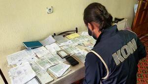 Muğla'da ihaleye fesat karıştıran 6 kişiye gözaltı