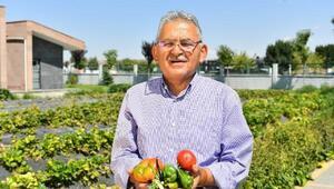 Kayseride belediyenin hobi bahçelerinin kullanım süresi uzatılacak