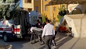 Ulaştırma ve Altyapı Bakanı Adil  Karaismailoğlunun konvoyunda kaza: 2 yaralı