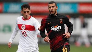 Galatasaray 0-0 Ümit Milli Takım hazırlık maçı