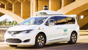 Otonom taksiler yola çıkıyor