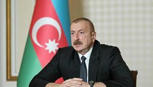"""Azerbaycan Cumhurbaşkanı Aliyev: """"Ermenistan Başbakanı'nın ayakları yere basarsa görüşmeye hazırız"""""""