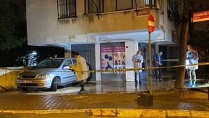 Maltepede 1 kişi silahlı saldırıda öldürüldü