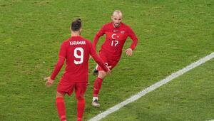 Efecan Karaca, Rusya maçında 11de Şenol Güneşin tercihi...