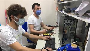 Uzaktan eğitimle birlikte teknik servislerde yoğunluk yaşanıyor