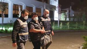 13 ilde aranan çete lideri Bursada yakalandı
