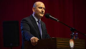 Son dakika haberi: İçişleri Bakanı Soylu, İstanbul İl Afet Koordinasyon ve Değerlendirme Toplantısında konuştu