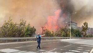 Son dakika haberler: Hatay'dan üzücü haber Alevler yeniden evlere sıçradı.. İşte gelen son görüntüler