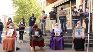 HDP önündeki eylemde 404'üncü gün