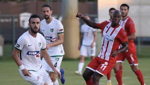 Fraport TAV Antalyaspor 1-1 Yukatel Denizlispor