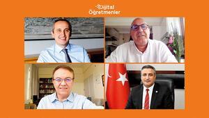 Öğretmenlere dijital eğitim