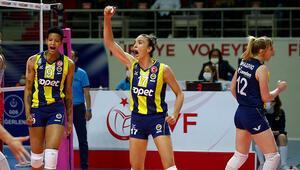 Fenerbahçe Opet 3-0 Aydın Büyükşehir Belediyespor
