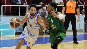 Büyükçekmece Basketbol 88-85 Darüşşafaka Tekfen