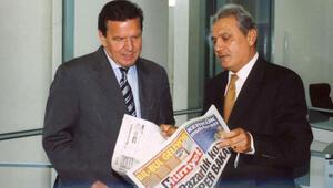 Schröder, Putin'in uşağı mı
