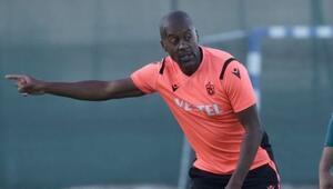 Eddie Newton, Trabzonsporun iskeletini belirlemeye çalışıyor