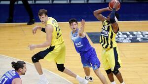 ING Basketbol Süper Ligi: Fenerbahçe: 113 - Lokman Hekim Fethiye Belediye: 74