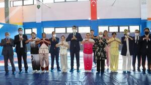 Bakan Kurum, Harmancık kapalı pazar yeri ve sosyal tesisini açtı