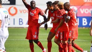 Beşiktaş 5-2 Fatih Karagümrük (Maçın özeti)