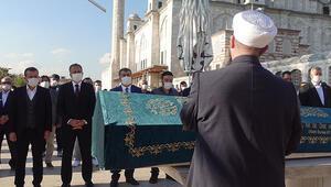 Doktor Mehmet Bakar son yolculuğuna uğurlandı