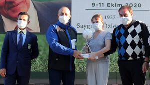 Erdoğan Demirören Golf Turnuvası'nın 3'üncüsü tamamlandı Bakan Çavuşoğlu turnuvanın kazananı oldu