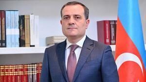 Azerbaycan Dışişleri Bakanı Bayramov, AGİT Minsk Grubu ile Ermenistanın ateşkes ihlallerini görüştü