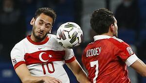 Son Dakika Haberi | Hakan Çalhanoğlundan Rusya maçı yorumu Pes etmedik