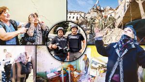 Son dakika haberler: Hürriyet Gencede... Ateşkesten 14 saat sonra Ermenistan sivilleri uykuda vurdu