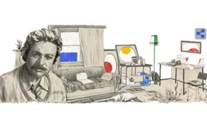 Sözleri ile kitaplarıyla anılan yazar Oğuz Atay kimdir, nerelidir Googledan Oğuz Atayın 86. doğum gününe özel doodle